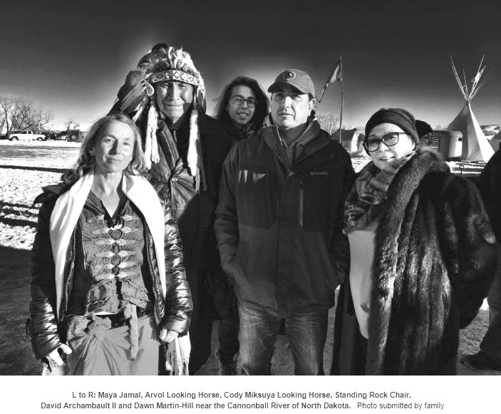 Native America Today My Journey At Standing Rock By Cody