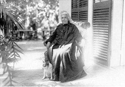 queen lili'uokalani aged 79